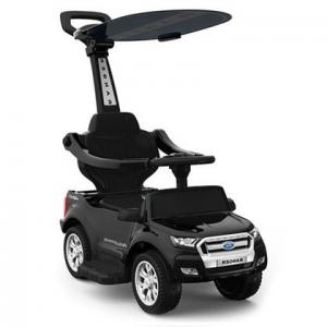 Carucior electric pentru copii 3 in 1 Ford Ranger STANDARD #Negru0