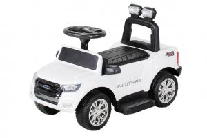 Carucior electric pentru copii 3 in 1 Ford Ranger STANDARD #Alb9