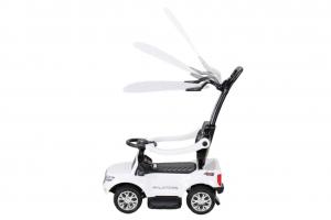 Carucior electric pentru copii 3 in 1 Ford Ranger STANDARD #Alb10