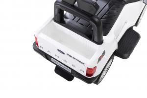 Carucior electric pentru copii 3 in 1 Ford Ranger STANDARD #Alb4