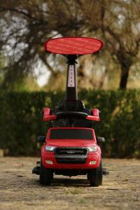 Carucior electric pentru copii 3 in 1 Ford Ranger STANDARD #Rosu1