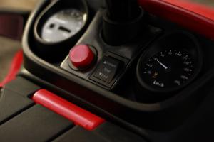 Carucior electric pentru copii 3 in 1 Ford Ranger STANDARD #Rosu8