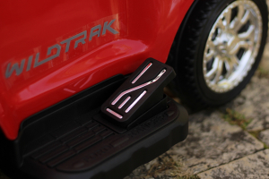Carucior electric pentru copii 3 in 1 Ford Ranger STANDARD #Rosu11
