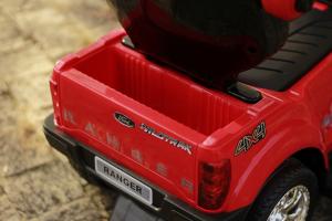 Carucior electric pentru copii 3 in 1 Ford Ranger STANDARD #Rosu12