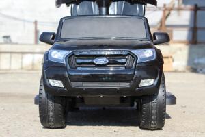 Carucior electric pentru copii 3 in 1 Ford Ranger STANDARD #Negru2