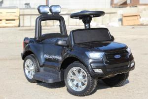 Carucior electric pentru copii 3 in 1 Ford Ranger STANDARD #Negru10