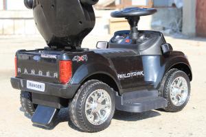 Carucior electric pentru copii 3 in 1 Ford Ranger STANDARD #Negru5