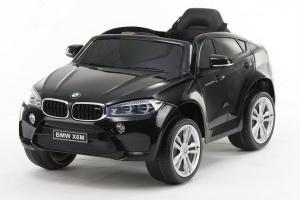 Masinuta electrica BMW X6M 2x35W 12V PREMIUM #Negru0