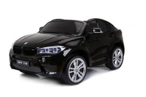 Masinuta electrica BMW X6M 12V XXL PREMIUM #Negru0