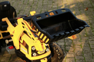 Excavator electric JS328 90W 12V STANDARD #Galben4