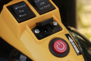 Excavator electric JS328 90W 12V STANDARD #Galben8