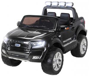 Masinuta electrica Ford Ranger WildTrak STANDARD 2x 35W 12V #Negru0