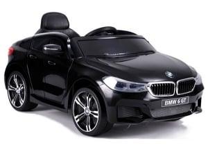 Masinuta electrica Bmw Seria 6 GT 12V PREMIUM #Negru0