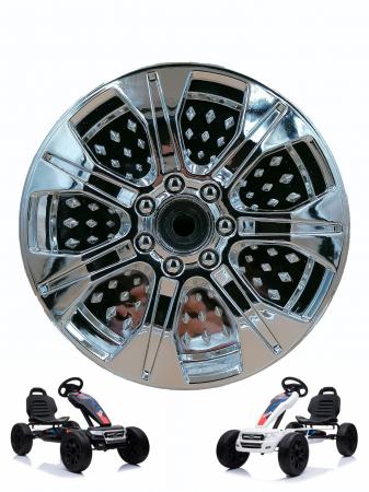 Capac roata pentru kart ford cu pedale [0]