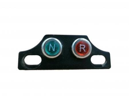 Suport metal cu indicator treapta viteza neutru/marsarier2