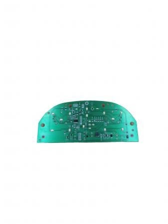 Circuit electric bord masinuta Mercede GL63 Deluxe2