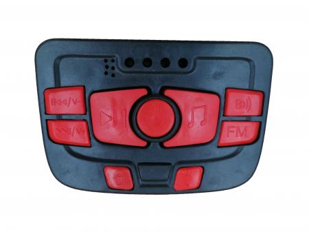 Music player cu bluetooth pentru UTV electric Golf-kart2