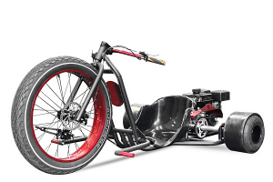 Motocicleta NITRO Drift-TRIKE 200cc Roti 26/110