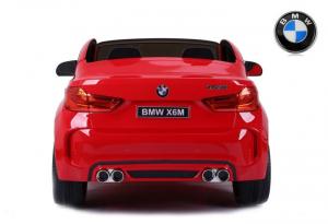 Masinuta electrica BMW X6M 12V XXL PREMIUM #Rosu2