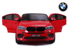 Masinuta electrica BMW X6M 12V XXL PREMIUM #Rosu5