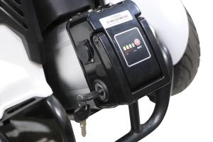 Kart electrica Eco Go Kart K1 2x 350W 54V 4Ah Lithiu-Ion #Negru9