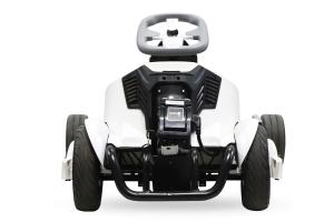Kart electrica Eco Go Kart K1 2x 350W 54V 4Ah Lithiu-Ion #Negru4