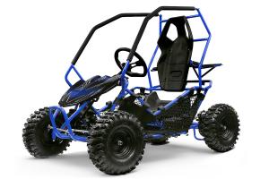 Buggy electric pentru copii NITRO Crosser 1000W 36V #Albastru0