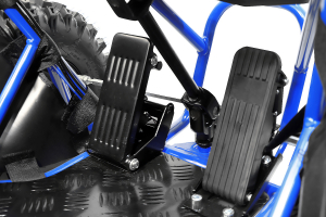 Buggy electric pentru copii NITRO Crosser 1000W 36V #Albastru7