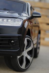 Masinuta electrica Audi Q7 2x35W 12V STANDARD #Negru3