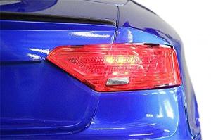 Masinuta electrica Audi RS5 2x35W STANDARD 12V MP3 #Albastru4