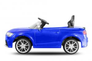 Masinuta electrica Audi RS5 2x35W STANDARD 12V MP3 #Albastru [1]
