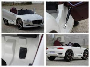 Masinuta electrica Bentley EXP12 PREMIUM #Alb11