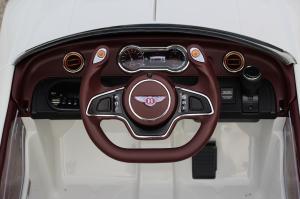 Masinuta electrica Bentley EXP12 PREMIUM #Alb5