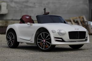 Masinuta electrica Bentley EXP12 PREMIUM #Alb2