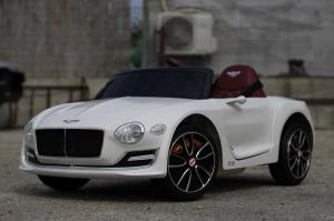 Masinuta electrica Bentley EXP12 PREMIUM #Alb1