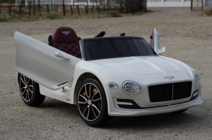 Masinuta electrica Bentley EXP12 PREMIUM #Alb7