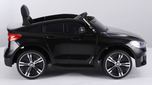 Kinderauto Bmw Seria 6 GT 12V PREMIUM #Negru6