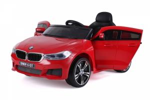 Masinuta electrica Bmw Seria 6 GT 12V PREMIUM #Rosu0