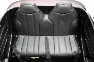 Masinuta electrica BMW X6M 12V XXL PREMIUM #ALB [9]