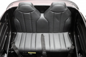 Masinuta electrica BMW X6M 12V XXL PREMIUM #Rosu8
