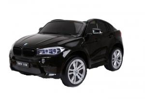 Masinuta electrica BMW X6M 12V XXL STANDARD #Negru0