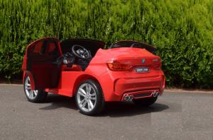 Masinuta electrica BMW X6M 12V XXL STANDARD #Rosu [5]