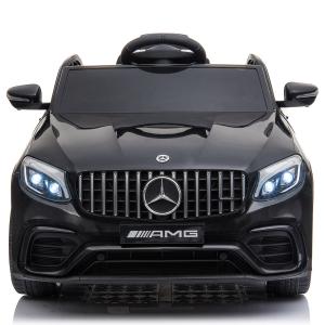 Masinuta electrica Mercedes GLC 63s 2x35W 12V STANDARD #Negru0