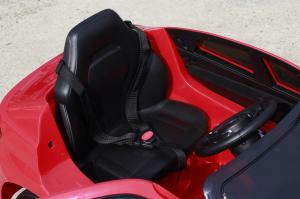 Masinuta electrica BMW X6M 2x35W STANDARD #Rosu7