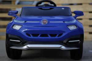 Masinuta electrica Fiat FCC4 2x25W 12V STANDARD #Albastru1