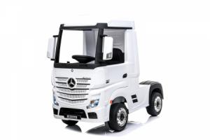 Kinderauto Mercedes ACTROS 4x4 PREMIUM 4x45W #Alb0