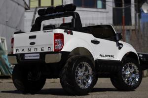 Masinuta electrica Ford Ranger 4x4 cu ROTI MOI 4x45W #ALB4