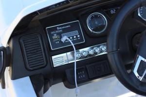 Masinuta electrica Ford Ranger 4x4 cu ROTI MOI 4x45W #ALB7