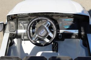 Masinuta electrica Ford Ranger 4x4 cu ROTI MOI 4x45W #ALB6