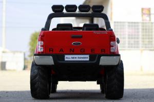 Masinuta electrica Ford Ranger 4x4 PREMIUM 4x35W #Rosu5